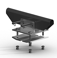 I-Beam Suspension Bracket