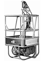 ST-180 Electric Spider Drum Hoists
