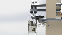 Spider Dual Monorail System - 2