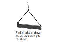 Counterweight Beam Slings - 3