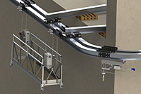 Spider Dual Monorail System - 1