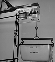 Gemini Plus Beta Max Material Hoist
