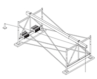 Outrigger Beam Support Frames